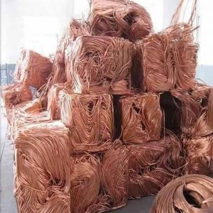 Copper Wire Scrap Millberry