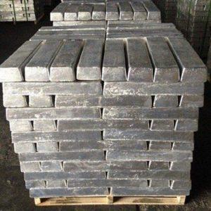 Magnesium Metal Ingot 99.99%