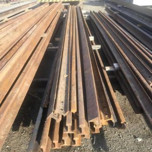 Used Rail Iron Scrap