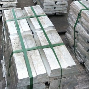 Zinc Ingot 99.995% Purity